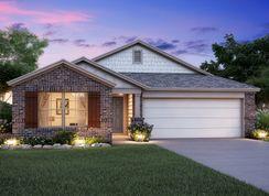 Eastland - Cinco Lakes: San Antonio, Texas - M/I Homes