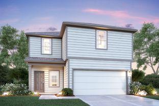 Larkspur - Winding Brook: San Antonio, Texas - M/I Homes