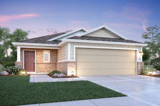 Magnolia - Willow Point: San Antonio, Texas - M/I Homes