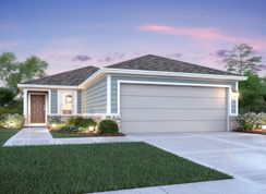 Primrose - Willow Point: San Antonio, Texas - M/I Homes