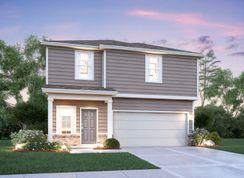 Wisteria - Willow Point: San Antonio, Texas - M/I Homes