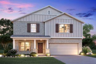 Donley - Bridgehaven: Converse, Texas - M/I Homes