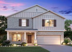 Donley - Cinco Lakes: San Antonio, Texas - M/I Homes