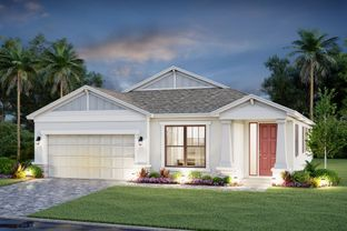 Braden - Riverside Preserve: Bradenton, Florida - M/I Homes