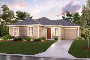 Nicollet - Greenspoint Heights: Seguin, Texas - M/I Homes