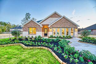Balboa - Harper's Preserve: Conroe, Texas - M/I Homes