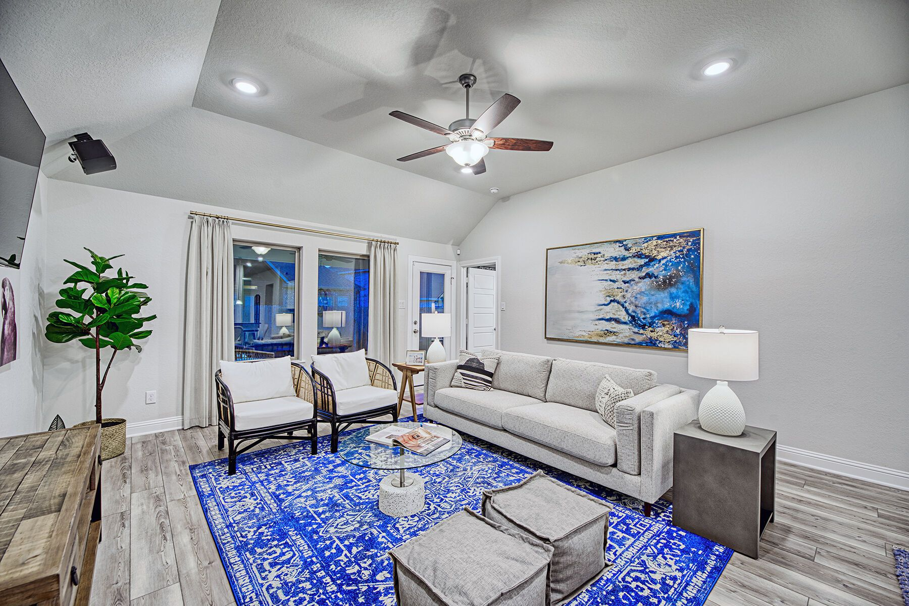 Living Area featured in the Balboa By M/I Homes in Houston, TX
