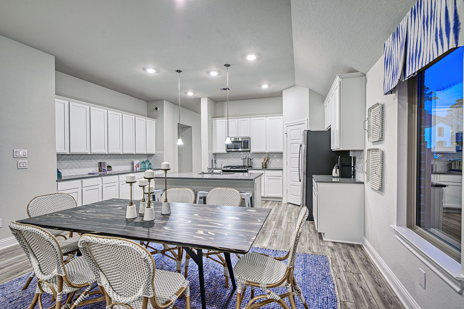 Kitchen featured in the Balboa By M/I Homes in Houston, TX