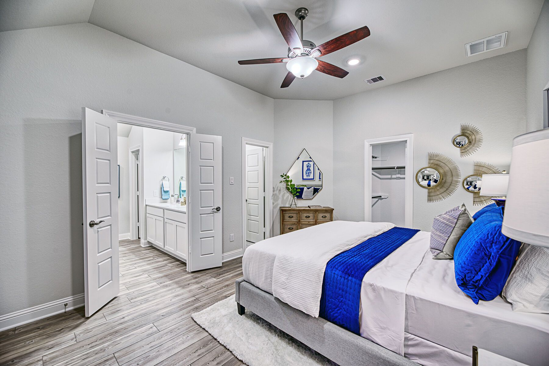 Bedroom featured in the Balboa By M/I Homes in Houston, TX