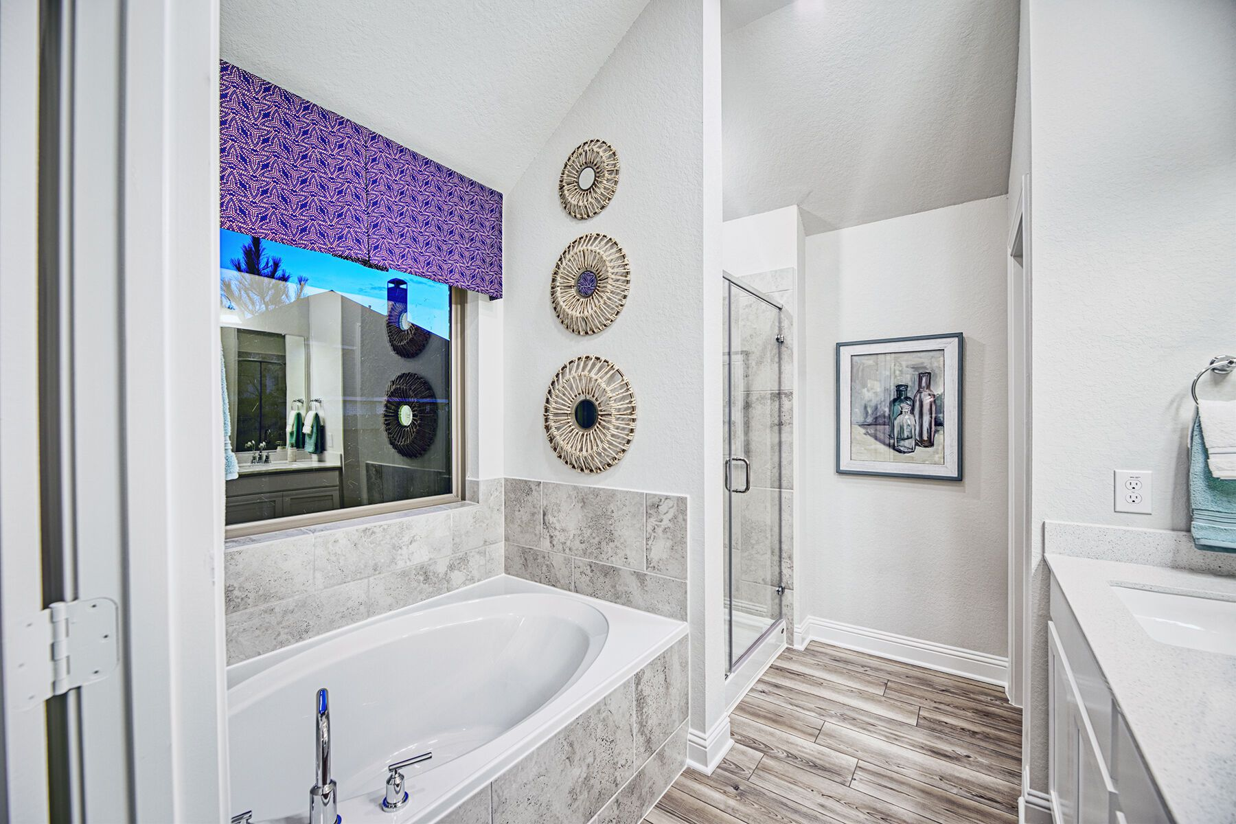 Bathroom featured in the Balboa By M/I Homes in Houston, TX