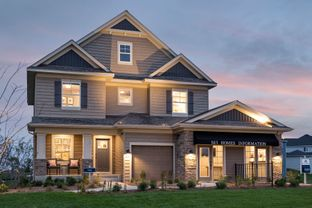 Taylor - Boulder Creek: Otsego, Minnesota - M/I Homes