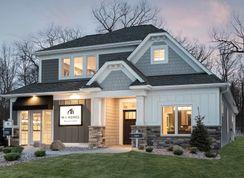 Linden II - Haven Ridge: Prior Lake, Minnesota - M/I Homes
