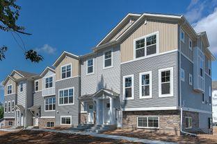 Hudson - Gateway at McKnight: Saint Paul, Minnesota - M/I Homes