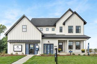 Victoria - Island View Estates: Waconia, Minnesota - M/I Homes