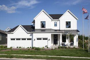 Beckett - Bailey Meadows: Newport, Minnesota - M/I Homes