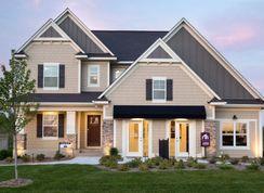 Andrew - River Hills: Dayton, Minnesota - M/I Homes