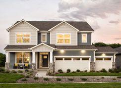 Jordan - The Meadows at Spring Creek: Carver, Minnesota - M/I Homes