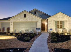 Pizarro - Reserve at Mockingbird Heights: New Braunfels, Texas - M/I Homes