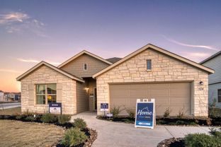 Boone - Winding Brook: San Antonio, Texas - M/I Homes