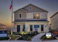 Dogwood - Willow Point: San Antonio, Texas - M/I Homes
