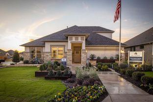 Sabine - 6 Creeks: Kyle, Texas - M/I Homes