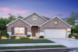 Boone - Bridgeland: Cypress, Texas - M/I Homes