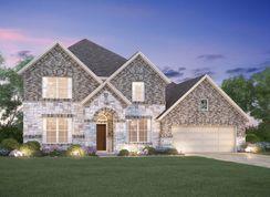 Dickinson - Shipman's Cove: Fresno, Texas - M/I Homes