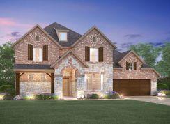 Zacate - Shipman's Cove: Fresno, Texas - M/I Homes