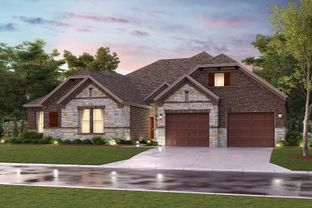 Boca Grande - Harper's Preserve: Conroe, Texas - M/I Homes