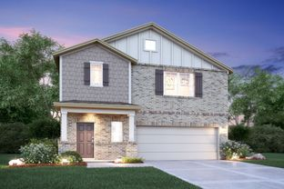 Dogwood - Pinewood At Grand Texas: New Caney, Texas - M/I Homes