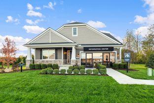 Appleton - Green Oak Crossing: Brighton, Michigan - M/I Homes