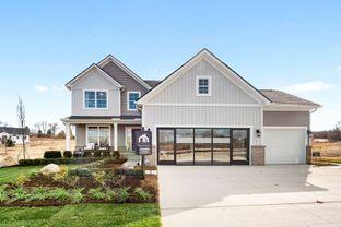 Canton - Trailside Meadow: White Lake, Michigan - M/I Homes