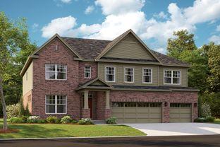 Lyndale - Bolingbrooke: Novi, Michigan - M/I Homes