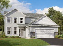 Canton - Alexander Woods: Blaine, Minnesota - M/I Homes
