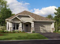 Cedarwood - Alexander Woods: Blaine, Minnesota - M/I Homes