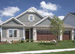 Cedarwood II - Vista Pointe: Saint Michael, Minnesota - M/I Homes