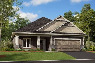 Willow - Haven Ridge: Prior Lake, Minnesota - M/I Homes