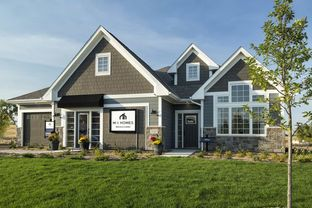 Willow - Bass Lake Crossing: Corcoran, Minnesota - M/I Homes