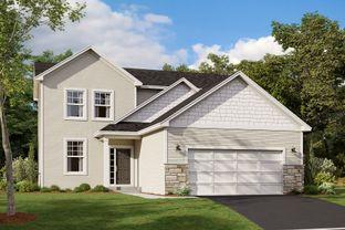 Bloomington - Alexander Woods: Blaine, Minnesota - M/I Homes