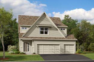 Henry - River Hills: Dayton, Minnesota - M/I Homes