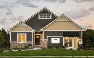 The Meadows at Spring Creek by M/I Homes in Minneapolis-St. Paul Minnesota