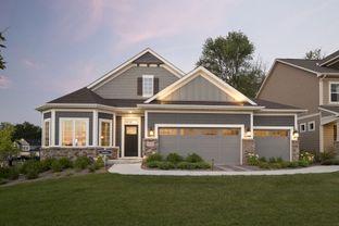 Graystone - Woodland Cove: Minnetrista, Minnesota - M/I Homes