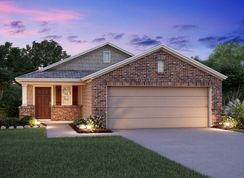Azalea - Willow Point: San Antonio, Texas - M/I Homes