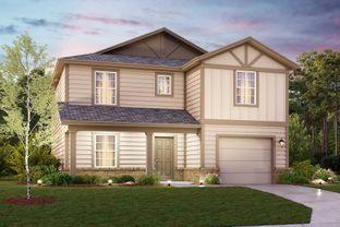 Brazoria - Willow Point: San Antonio, Texas - M/I Homes