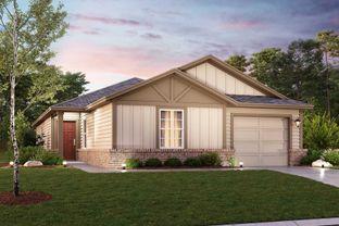 Brooks - Willow Point: San Antonio, Texas - M/I Homes