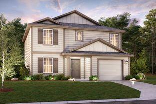 Coleman - Willow Point: San Antonio, Texas - M/I Homes