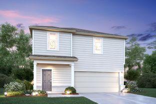 Dogwood - Winding Brook: San Antonio, Texas - M/I Homes