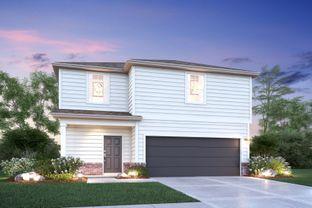 Verbena - Willow Point: San Antonio, Texas - M/I Homes