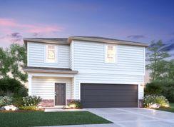 Verbena - Winding Brook: San Antonio, Texas - M/I Homes