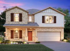 Armstrong - Cinco Lakes: San Antonio, Texas - M/I Homes